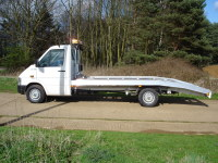 Car Transporter with beavertail