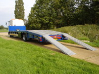 Car and Light Commercial Vehicle Transporter