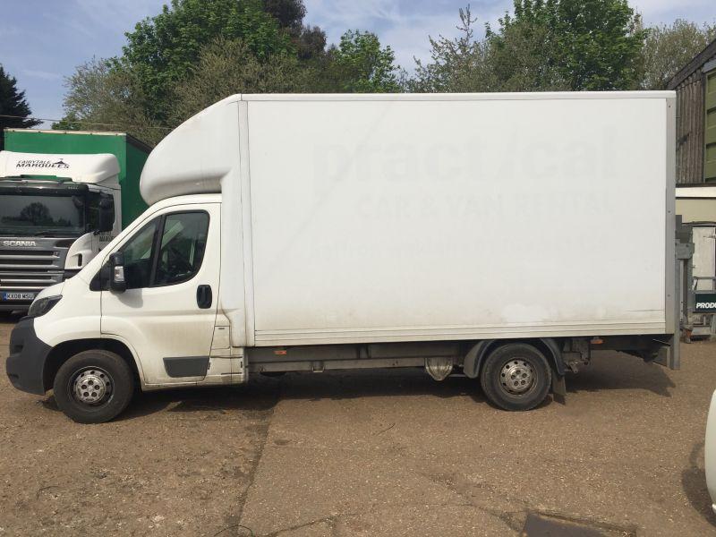 Half Curtain Side Vehicle Bodies | BL Searle Ltd